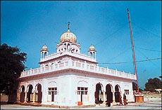 Sis Ganj Sahib Gurdwara