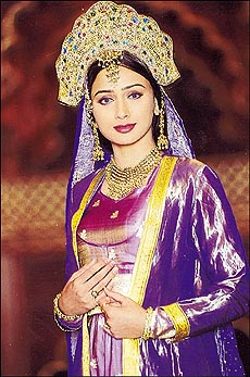Gauri in Noor Jahan
