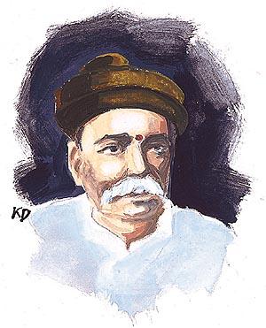 Lokmanya Balgangadhar Tilak