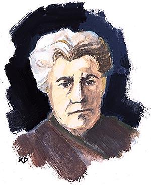 Dr Annie Besant