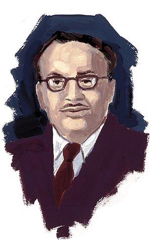 Prof Meghnad Saha