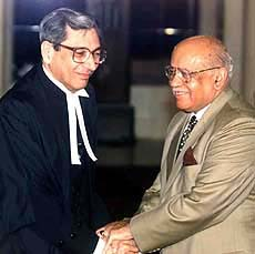 justice as anand