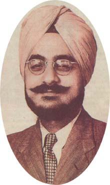 Gian Singh Rarewala