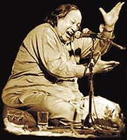 Ustad Nusrat Fateh Ali Khan (1948-1997)