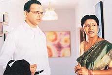 Chhaya with Pallavi Joshi in Justjoo