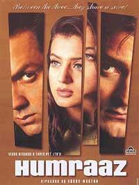 Humraaz (2002) - Bobby Deol, Akshaye Khanna, Johnny Lever, Amisha Patel