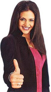 Mandira in Extraaa Innings: Catching the cricket fever
