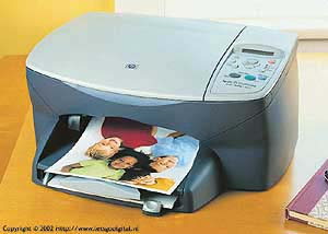 HP PSC 2100 All-in-One Printer series