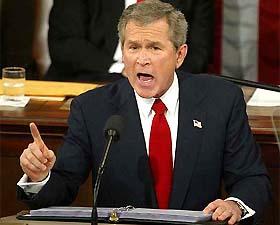 George W. Bush (c) www.tribuneindia.com