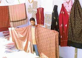 North Eastern Zone Khadi Gramodyog Expo, which opened in Chandigarh