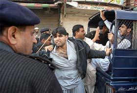essay on security threats in pakistan
