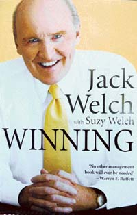 a study of the book winning by jack welch By jack welch winning goes beyond welch's memoir jack, straight from the gut in his latest book, welch addresses his own management techniques honed during his tenure as ceo of general electric.
