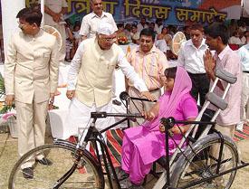 Image result for handicapped yojana