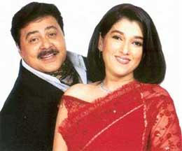 Sarabhai vs Sarabhai: Ruling pair of comedy.