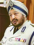 DGP S.S. Virk: Leading from front