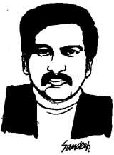 Prachanda Sketch