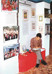 Chandu Lal Raina's legacy is being carried forward by Anil Raina.