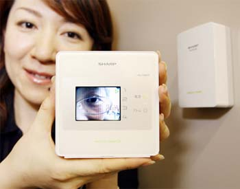 Wireless Peephole Camera