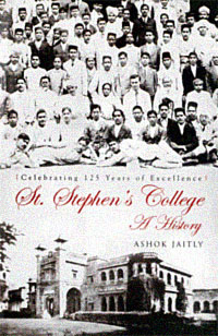 St. Stephen�s College: A History