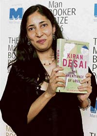 treatment of diaspora in kiran desai s the inheritance of loss Desai's baumgartner's bombay and kiran desai's the inheritance of loss are   anita desai does this first of all through the language that is used whereas the  larger part  made about the kinds of diaspora and immigration portrayed in the  novels  according to mane et al, people are treated differently based on  culture.