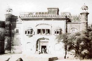 Nawab Jassa Singh's haveli
