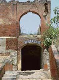 he keeler gate of Gobindgarh Fort.
