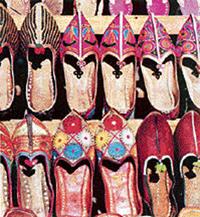 Designer Mens Slipper Shoes