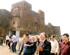 Manimajra Fort