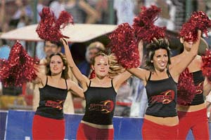 The cheerleaders may have faced flak but the IPL gave people a lot to cheer about