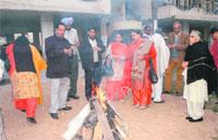 The tribune chandigarh india the tribune lifestyle for Jaswant s bains