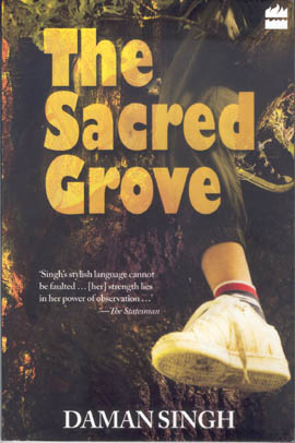 The Sacred Grove by Daman Singh