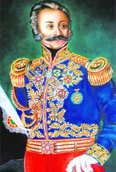 General Paolo Crescenzo Avitabile, Governor of Wazirabad and Peshawar, was one of the Maharajas most ferocious administrators