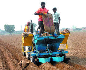 Indian agricultural machinery and equipment