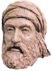 Grace of Punjab, a sculpture by R M Singh