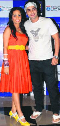 Ashita Dhawan And Shailesh Gulabani The Tribune, Chandigar...