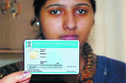 India Driving License Verification