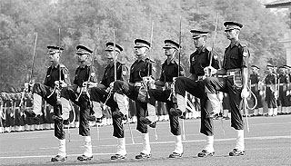 Gentleman cadets during their passing-out parade at the Indian Military Academy, Dehradun. The obstructive, inward-looking conservative approach has to go, times are such. Camaraderie has been the hallmark of defence services but the same is not just meant for the battlefield but for normal day-to-day life too which actually and practically affects personnel and their families