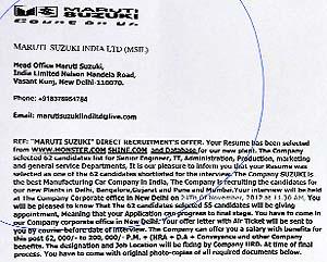 Maruti Suzuki Ceo Email Address