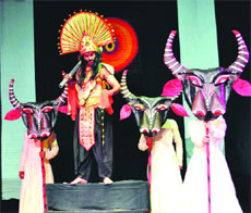 Amritsar audience witnessed plays like Yamlila