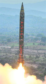 Pakistan is on course to produce a large nuclear arsenal to support ambitious nuclear targeting objectives.