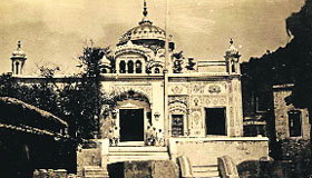 Banda Singh's abode from 1713–1715. He stayed in the Jammu hills at a place now called Dera Baba Banda Singh Bahadur.