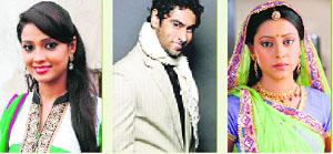 Adaa Khan Ankit Gera And Pratyusha Banerji