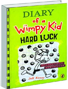 Diary Of A Wimpy Kid Books Hard Luck Wimpy Kid Hard Luck Diary