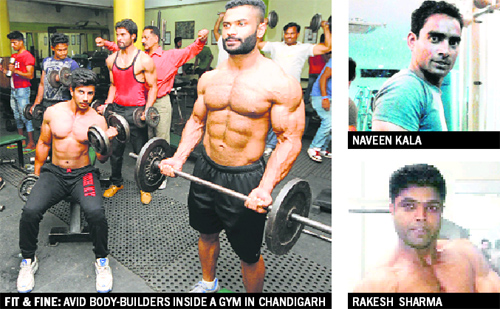 The tribune chandigarh india the tribune lifestyle however rakesh adds that a body builder doesnt necessarily have to go for competitions building a body is a fad and anyone who does that is called a thecheapjerseys Images