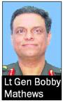 Lt Gen Bobby Mathews