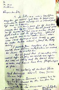 Complaint letter samples writing professional letters sample sample police letter smart letters spiritdancerdesigns Images