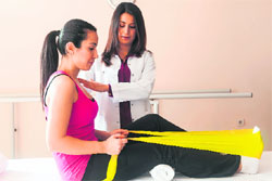 Physics in hs for occupational therapy?
