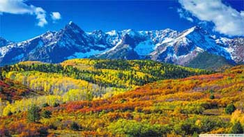 Aspen's picturesque landscape is a treat for the eyes